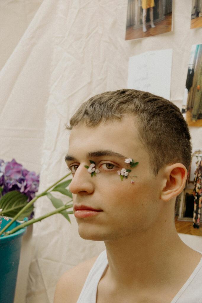 maquillaje flores kito munoz palomo