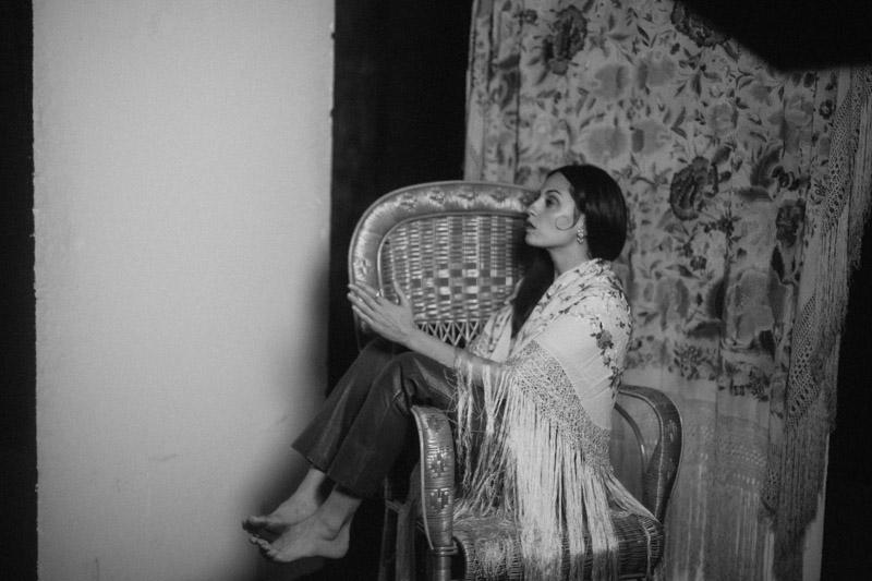 seville shooting actriz sesion flamenca andalucia veronica morales
