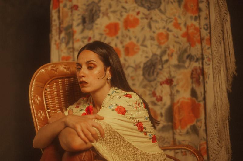 seville photography shooting actriz sesion flamenca andalucia veronica morales