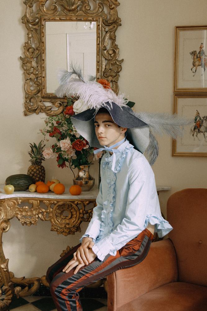 AlejandraAmere y Palomo Spain Orlando Collection