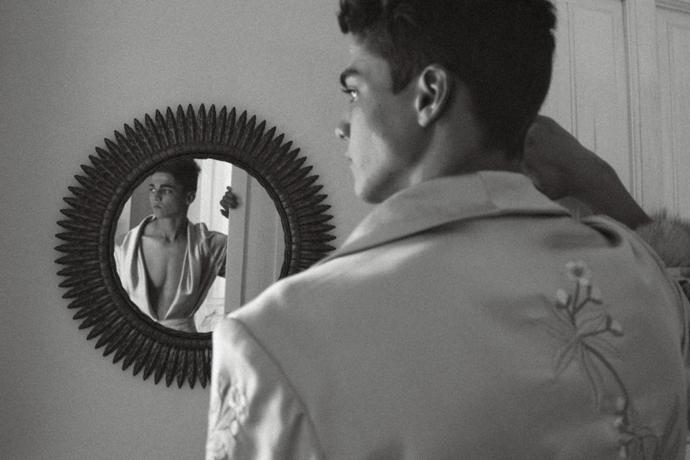 fotografia espejo alejandra amere y palomo