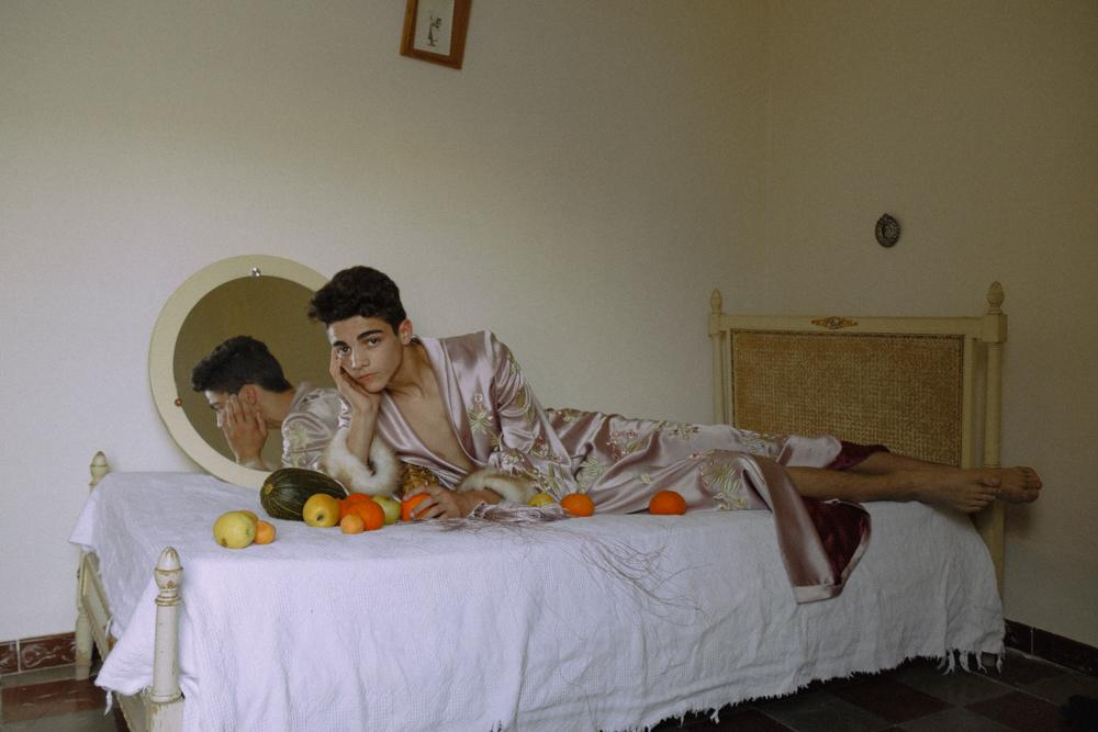 cama bodegon de alejandra amere para palomo spain