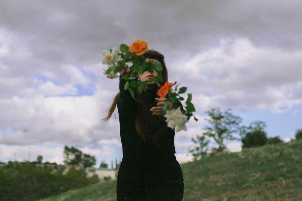 rosas al aire jaen