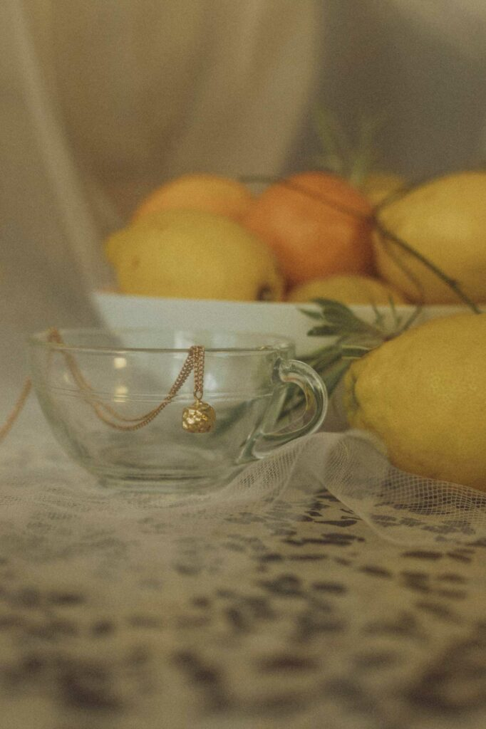 bodedon limones collar oro raso porveni