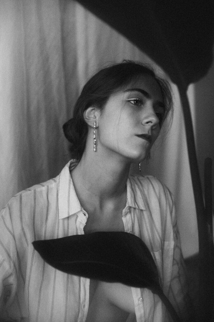 retrato azalozdor joyas andaluzas porveni firma raso - fotografia de Alejandra Amere